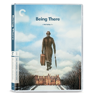 Produktbilde for Being There (1979) / Velkommen Mr. Chance - The Criterion Collection (UK-import) (BLU-RAY)