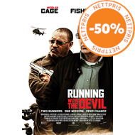 Produktbilde for Running With The Devil (BLU-RAY)
