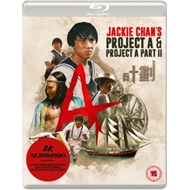 Produktbilde for Project A - Part I & Part II (Pirate Patrol 1 & 2) (UK-import) (BLU-RAY)