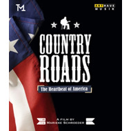 Produktbilde for Country Roads - The Heartbeat Of America (UK-import) (BLU-RAY)