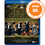 Produktbilde for New Year's Concert: 2012 - Teatro La Fenice (Matheuz) (UK-import) (BLU-RAY)