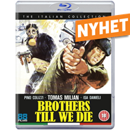 Produktbilde for Brothers Till We Die (1978) / Blodsbrødre (UK-import) (BLU-RAY)