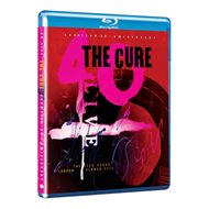 Produktbilde for The Cure - 40 Live - Cureation-25 + Anniversary (UK-import) (BLU-RAY)
