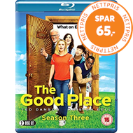 Produktbilde for The Good Place - Sesong 3 (UK-import) (BLU-RAY)