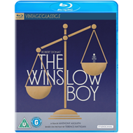 Produktbilde for The Winslow Boy (1948) (UK-import) (BLU-RAY)