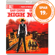 Produktbilde for High Noon (1952) / Sheriffen - The Masters Of Cinema Series (UK-import) (BLU-RAY)
