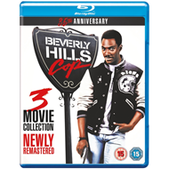 Produktbilde for Beverly Hills Cop 1-3 (UK-import) (BLU-RAY)