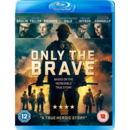 Produktbilde for Only The Brave (UK-import) (BLU-RAY)