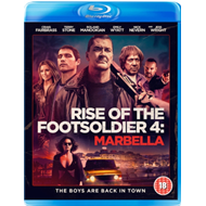 Produktbilde for Rise Of The Footsoldier 4 - Marbella (UK-import) (BLU-RAY)