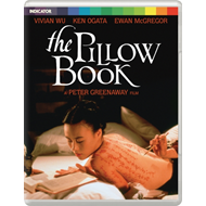 Produktbilde for The Pillow Book (1996) (UK-import) (BLU-RAY)
