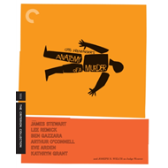 Produktbilde for Anatomy Of A Murder (1959) / En Studie I Mord (UK-import) (BLU-RAY)