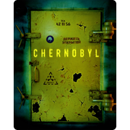 Produktbilde for Chernobyl - Limited Steelbook Edition (UK-import) (BLU-RAY)