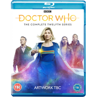 Produktbilde for Doctor Who - Sesong 12 (UK-import) (BLU-RAY)