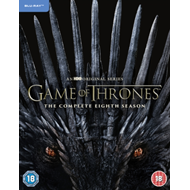 Produktbilde for Game Of Thrones - Sesong 8 (UK-import) (BLU-RAY)