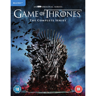 Produktbilde for Game Of Thrones - Sesong 1-8 (UK-import) (BLU-RAY)