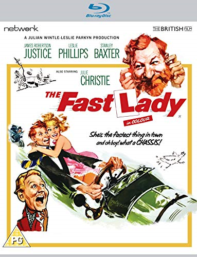 The Fast Lady (1962) (UK-import) (BLU-RAY)
