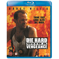 Produktbilde for Die Hard 3 - With A Vengeance (1995) / Die Hard I New York (DK-import) (BLU-RAY)