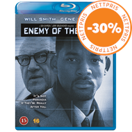 Produktbilde for Enemy Of The State (1998) (BLU-RAY)