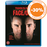 Produktbilde for Face/Off (1997) (BLU-RAY)