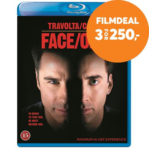 Face/Off (1997) (BLU-RAY)