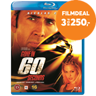 Produktbilde for Gone In Sixty Seconds (BLU-RAY)