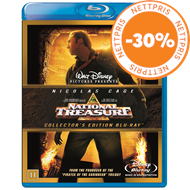 Produktbilde for National Treasure 1 (2004) (BLU-RAY)