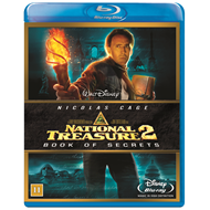 Produktbilde for National Treasure 2 - Book Of Treasure (2007) (BLU-RAY)