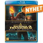 National Treasure 2 - Book Of Treasure (2007) (BLU-RAY)