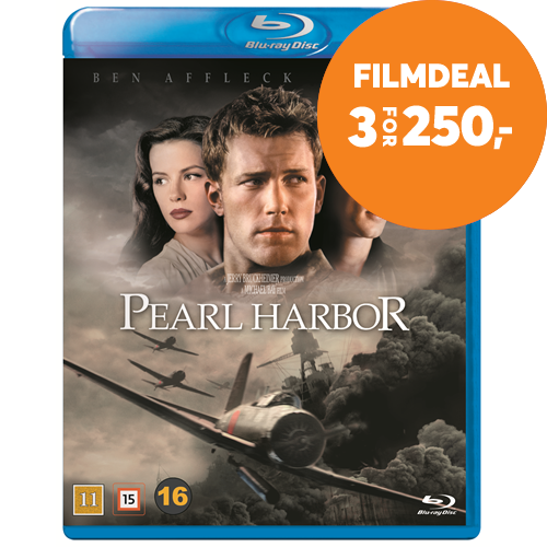 Pearl Harbour (2001) (BLU-RAY)
