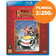Produktbilde for Who Framed Roger Rabbit (1988) / Hvem Lurte Roger Rabbit? (BLU-RAY)