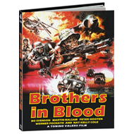Produktbilde for Brothers In Blood (1987) (UK-import) (BLU-RAY)