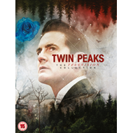 Produktbilde for Twin Peaks - The Television Collection (UK-import) (BLU-RAY)