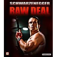Produktbilde for Raw Deal (1986) / Rått Parti (BLU-RAY)
