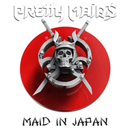 Produktbilde for Pretty Maids: Maid In Japan - Future World Live 30th Anniversary (BLU-RAY)