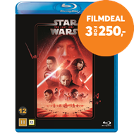 Produktbilde for Star Wars: Episode VIII - The Last Jedi (BLU-RAY)