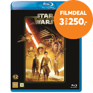 Produktbilde for Star Wars: Episode VII - The Force Awakens (BLU-RAY)
