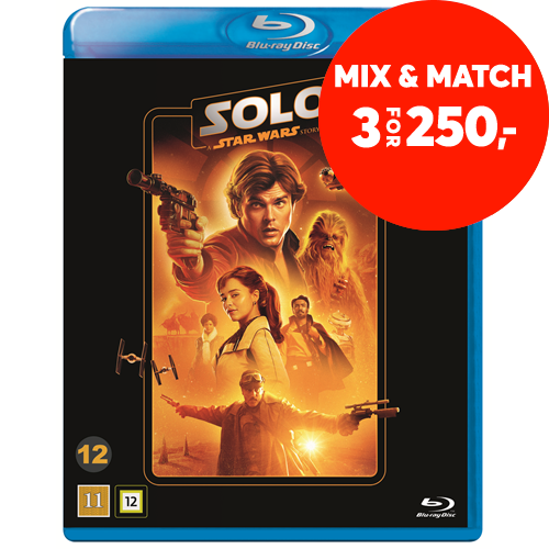 Solo: A Star Wars Story (BLU-RAY)