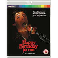 Produktbilde for Happy Birthday To Me (1981) (UK-import) (BLU-RAY)