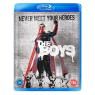 Produktbilde for The Boys - Sesong 1 (UK-import) (BLU-RAY)