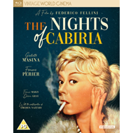 Produktbilde for The Nights Of Cabiria (1957) / Cabirias Netter (UK-import) (BLU-RAY)