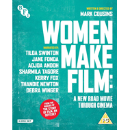 Produktbilde for Women Make Film: A New Road Movie Through Cinema (UK-import) (BLU-RAY)
