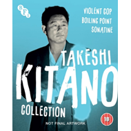 Produktbilde for Takeshi Kitano Collection (UK-import) (BLU-RAY)