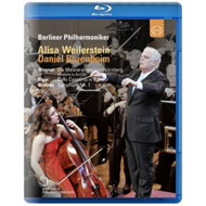 Produktbilde for Berliner Philharmoniker: Europa Konzert 2010 (UK-import) (BLU-RAY)