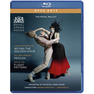 Produktbilde for Within The Golden Hour/Medusa/Flight Pattern: The Royal Ballet (UK-import) (BLU-RAY)