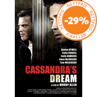 Produktbilde for Cassandra's Dream (BLU-RAY)