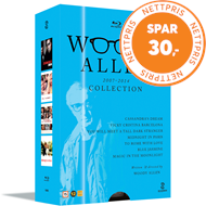 Produktbilde for Woody Allen - Collection 2007-2014 (BLU-RAY)