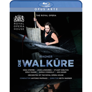 Produktbilde for Die Walküre: The Royal Opera (Pappano) (UK-import) (BLU-RAY)