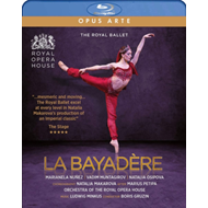 Produktbilde for La Bayadère: The Royal Ballet (Gruzin) (UK-import) (BLU-RAY)