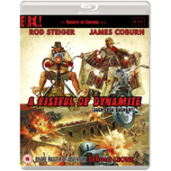 Produktbilde for A Fistful Of Dynamite (1971) / Dukk, Din Tosk - The Masters Of Cinema Series (UK-import) (BLU-RAY)