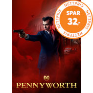 Produktbilde for Pennyworth - Sesong 1 (UK-import) (BLU-RAY)